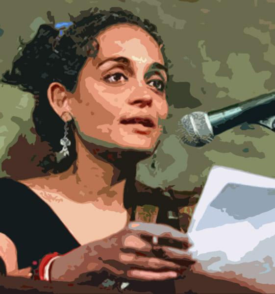 Arundhati Roy - India