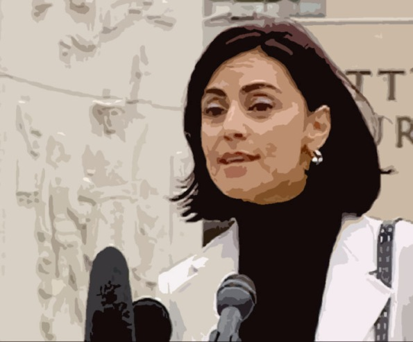 Sibel Edmonds - USA (Persia)