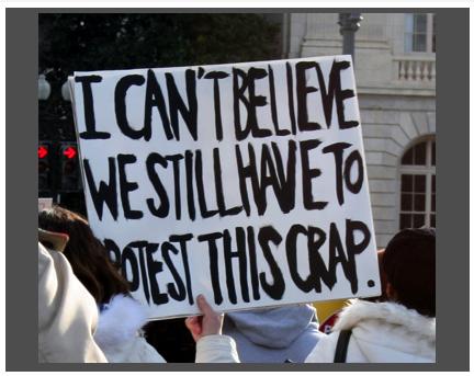 ProtestCrap