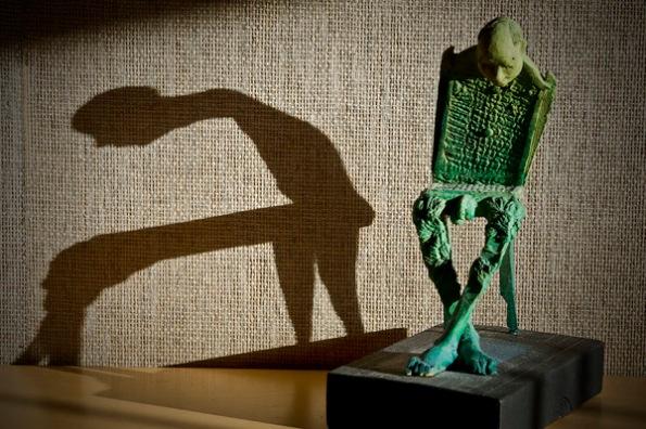 Sculpture by Gunilla Tyrberg